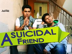 Changing gear! English #youtube channel reboot! What will you do if your #friend has a suicidal tendency? Watch 'Suicidal Friend' a part of Chill Thrill by JusVidz, a genre which explores #Psychological #Thrillers  Like! Share! SUBSCRIBE https://www.youtube.com/mohin88
