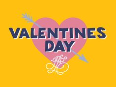 valentine's day motion graphics art