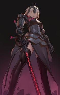 Jeanne d'Arc Alter Jalter Fate