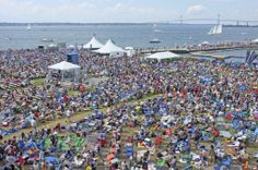 On its anniversary, the Newport Jazz Festival will add a third full days of performances devoted to emerging jazz musicians. Newport Jazz Festival, Rhode Island History, Newport Rhode Island, Jazz Musicians, Island Girl, Dolores Park, Tours, Ocean, Ads