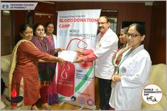 """#KrupanidhiCollegeofPharmacy #BloodDonation Camp 2016  """"A Public health initiative was taken by Krupanidhi College of Pharmacy academicians and budding Pharmacist to commemorate World Pharmacist Day- 2016""""  #Sensitization program #KrupanidhiGroupofInstitution"""