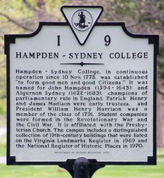 Hampden-Sydney College