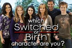 Which 'Switched at Birth' Character Are You? I am Daphne for some odd reason....