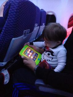 Tips for Traveling with Twin Toddlers! Always unveil a new toy for the plane when traveling with toddlers and more tips ...