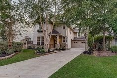 11 Cloud Bank Place The Woodlands, TX 77382: Photo This lovely home offers beautiful landscaping.