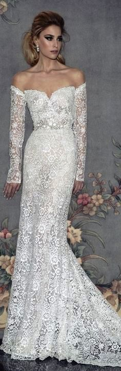 Dany Mizrachi Wedding Dress 2015