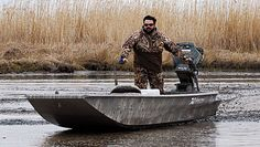 Top Waterfowl Hunting Boats!