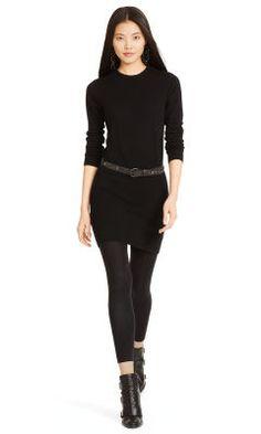 Cashmere Sweater Dress - Polo Ralph Lauren Short Dresses - RalphLauren.com