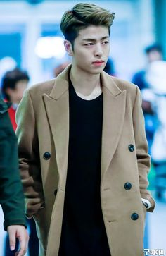 Junhoe- A Beautiful Baby~ I really like Junhoe probs the deep voice and beautiful face, the next generations T.O.P., but he sings~