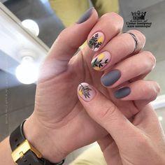 35 Trendy Manicure Ideas In Fall Nail Colors Inspired - Perfect Nail Colors For Fall ❤ Trendy Manicure Ideas In Fall Nail Colors 2019 Inspired ❤ See - Stylish Nails, Trendy Nails, Cute Nails, Cute Fall Nails, Minimalist Nails, Hair And Nails, My Nails, Pointy Nails, Dipped Nails