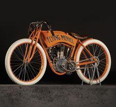 1911 Flying Merkel Motorcycle
