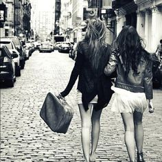 @Elizabeth C walking those old streets