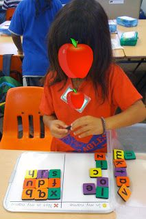 Mrs. Ricca's Kindergarten: Literacy Centers