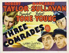 Three Comrades, 1938