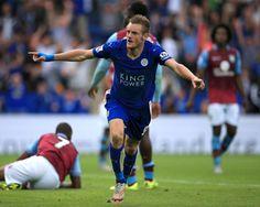 Jamie Vardy   Soccer player