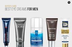 Nip & Tuck: The 9 Best Eye Creams for Men HiConsumption best eye cream for wrinkles - Skin Care Best Skincare For Men, Glitter Beards, Glitter Hair, Clinique For Men, Face Cream For Wrinkles, Best Eye Cream, Skin Care Cream, Eye Gel, Best Anti Aging