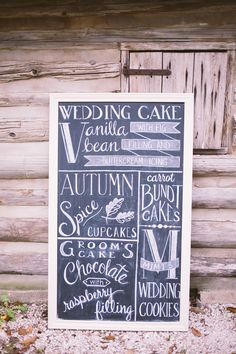 Adore sweet signage...San Antonio Wedding from Oh Goodie Designs + Style.Inspired  Read more - http://www.stylemepretty.com/texas-weddings/2013/07/19/san-antonio-wedding-from-oh-goodie-designs-style-inspired/