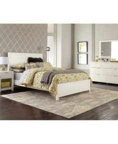 Tribeca White Dresser