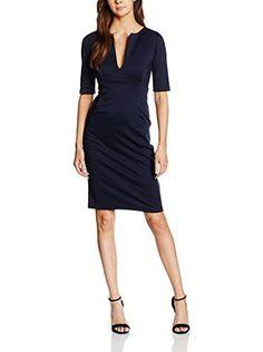 MAIOCCI Kleid (nachtblau)