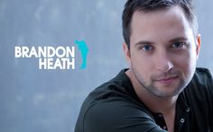 "Brandon Heath,,, he is one of my favorite artist.  His album ""Wait and See"" was one of my first albums. He is why I love Christian music so much!"