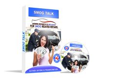 3d book design for smog talk