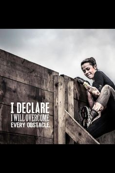 I will be a Tough Mudder! June 15 - Colorado!!! Here I come!!!