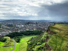 Climbing atop an extinct volcano is rare. Even rarer? Being able to hike to the top of an extinct volcano and have a commanding view of a capital city.