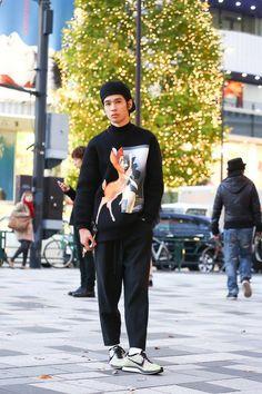 ストリートスナップ [雪丸] | GIVENCHY, ジバンシー | 原宿 | Fashionsnap.com