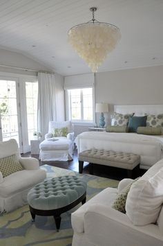 cozy!  ditch the fixture!