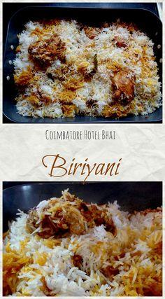 Coimbatore Hotel Bhai Biriyani   Kukskitchen