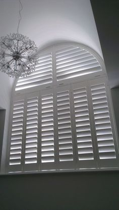 Attic Rooms, Window Dressings, Arched Windows, Shutters, Bespoke, Blinds, Curtains, Space, Fit