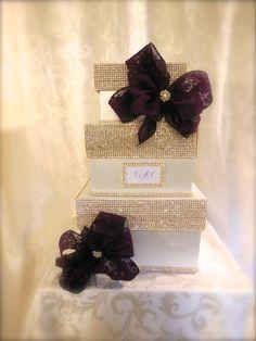 Hey, I found this really awesome Etsy listing at https://www.etsy.com/listing/215127203/wedding-card-box-cream-and-rhinestone