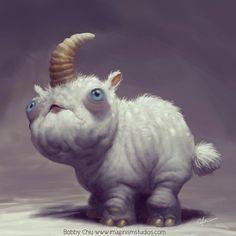 No era el más hermoso de los bebés, pero su mamá aseguraba que se convertiría en un precioso unicornio que todos ansiarían ver...