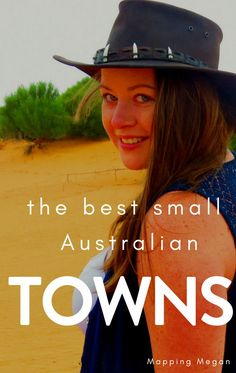 Best Small Towns When it comes to through you should definitely add some of these small towns to your bucketlist!When it comes to through you should definitely add some of these small towns to your bucketlist! Moving To Australia, Visit Australia, Western Australia, Australia Travel, Australian Road Trip, Backpacking South America, Travel Guides, Travel Tips, Travel Abroad