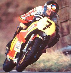 Barry Sheene Oulton Park 1978