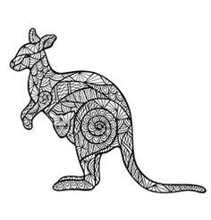 kangaroo tattoo에 대한 이미지 검색결과