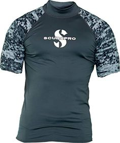 416f86f5305 ScubaPro Men s UPF 50 Short Sleeve Rash Guard Review