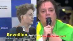REVEILLON Fora Dilma Fora Lula Fora PT em 2016 - EM TODO BRASIL