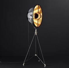 RH Modern's Fortuny Studio 76 Floor Lamp:Created by legendary Venetian designer… Fortuny Lamp, Architecture Design, Studio Lamp, Colorful Decor, Lighting Design, Floor Lamp, Light Fixtures, Interior Decorating, Flooring