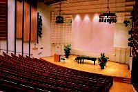 Seinäjoki sali tarjoaa musiikki- ja kokoustilat jopa 360 henkilölle sekä laadukkaat ravintolapalvelut 150 henkilölle aivan keskustan kupeessa. Yhdistämällä auditoriosaliin aula- ja näyttelytilat saat tyylikkään kokonaisuuden isompaankin tapahtumaan!  South Ostrobothnia province of Western Finland. - Etelä-Pohjanmaa,