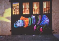 yisg- | mural-installation
