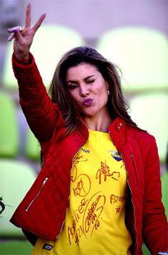 Las bellas suramericanas se roban las miradas en la Copa América
