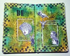 http://vintagehandmade45.blogspot.com/2015/02/art-journal-page-be-yourself.html