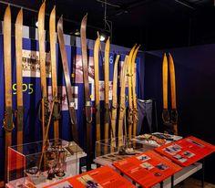 Musée du ski des Lau