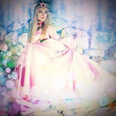 Anime: Starzinger (Leiji Matsumoto). Character: Princess Aurora. Cosplayer: Giorgia Cosplay  2014.