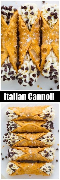 Slow Cooker: 5-Ingredient Cannolis - Baker by Nature