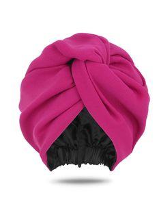Head Wraps, Satin-Lined Turban, & Head Covers Satin-Lined Head Wraps & Turbans Turban Hut, Mode Turban, Head Turban, Turban Hijab, Turban Headband Tutorial, Turban Headbands, Hijab Style, Turban Style, Turbans