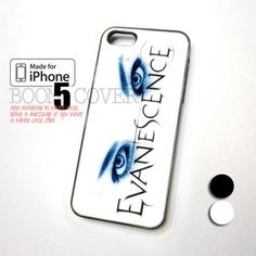 EVANESCENCE Amy Lee Eyes design for iPhone 5 Case