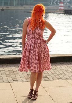 Dagens outfit - Lady Vintage London dress - http://alexiadahl.com/dagens-outfit-54/