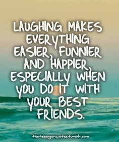 Smile and laugh it's Saturday!